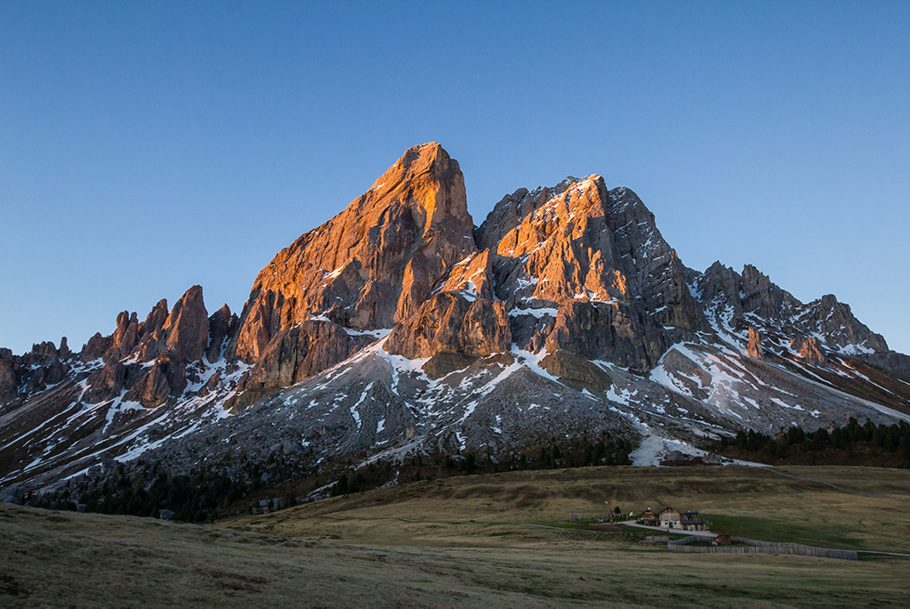 Peitlerkofel, The Dolomites