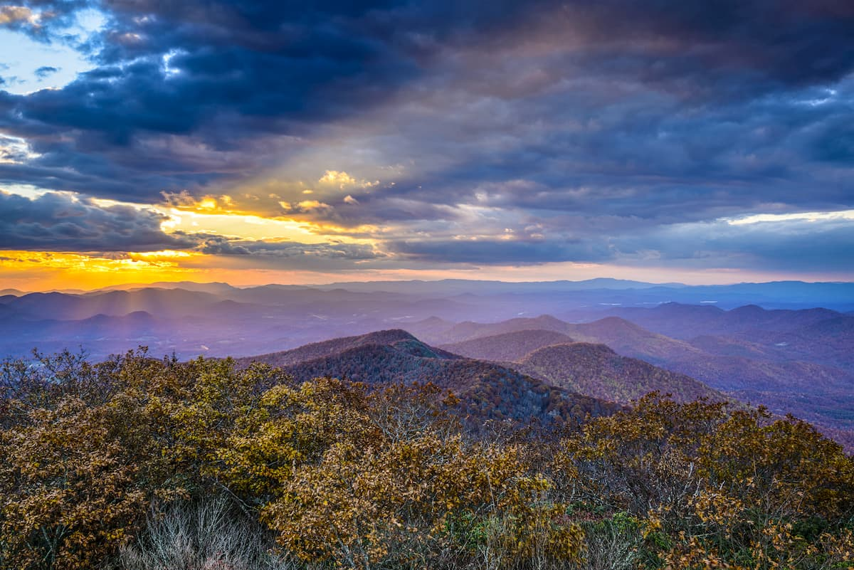 Chattahoochee-Oconee National Forest (Blue Ridge District)
