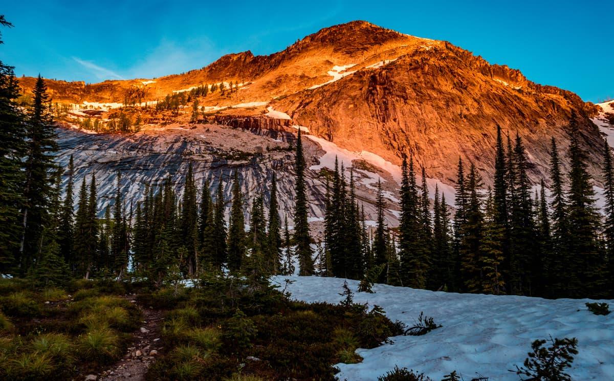 Idaho-Bitterroot Rocky Mountains
