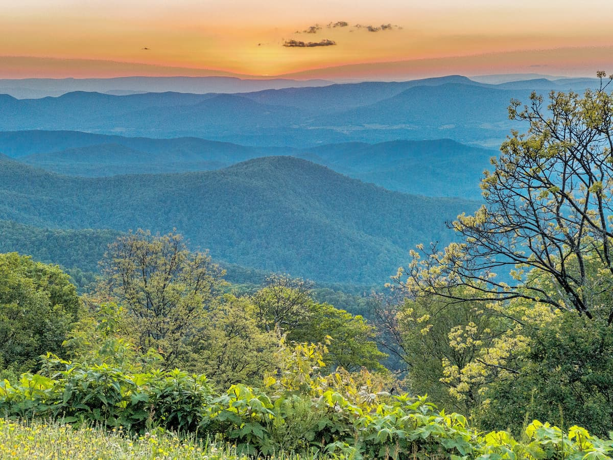 Jefferson National Forest