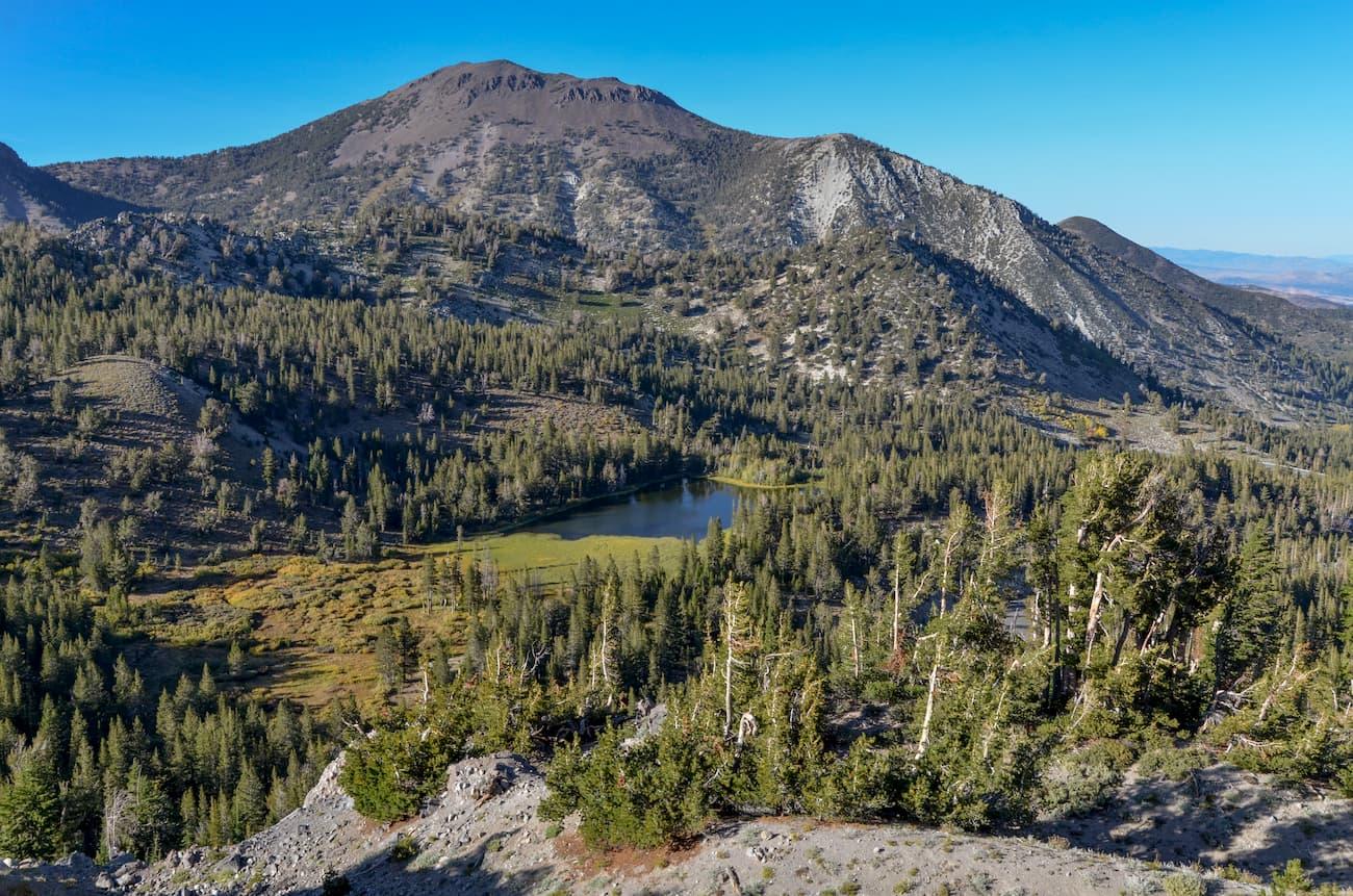 Mount Rose Wilderness Area