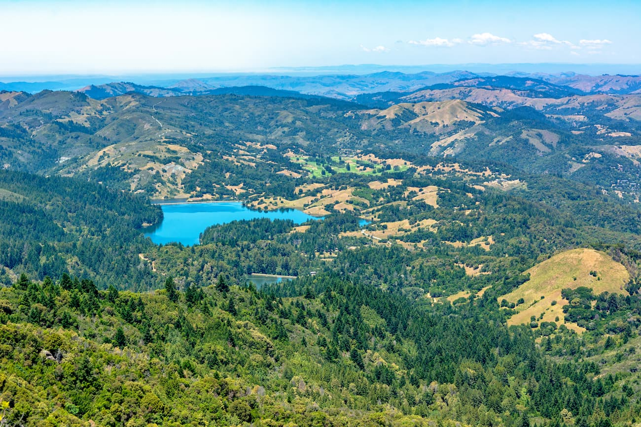 Mount Tamalpais Watershed