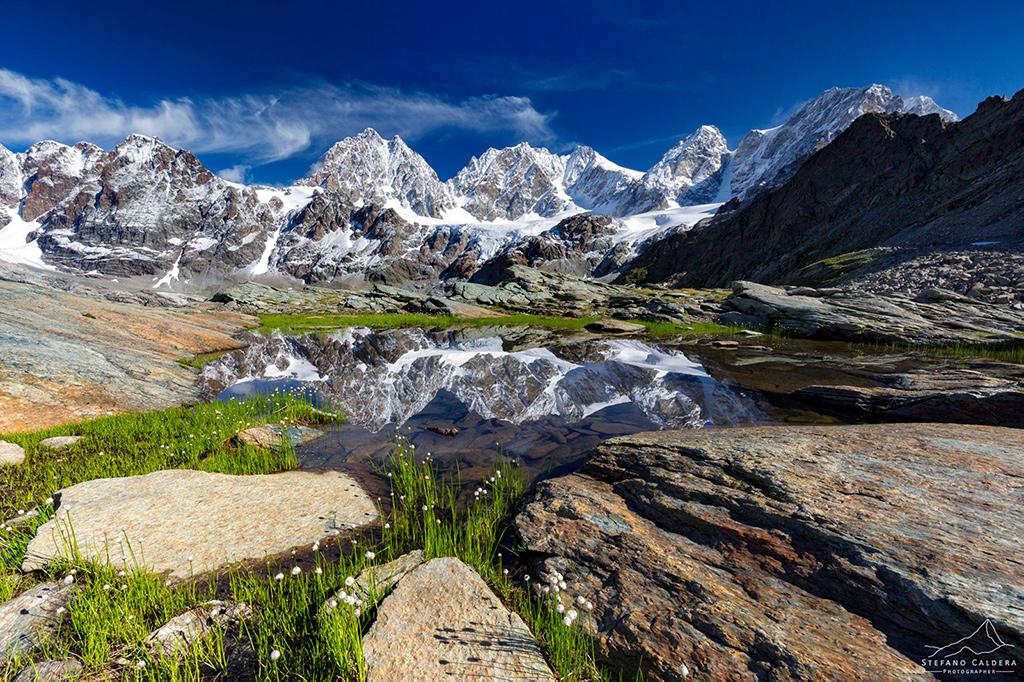 Ultra mountains of Switzerland
