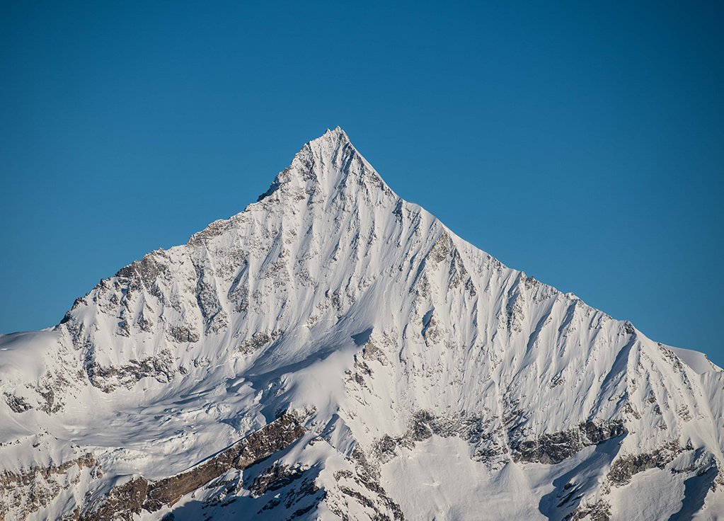 Weisshorn, the Pennine Alps