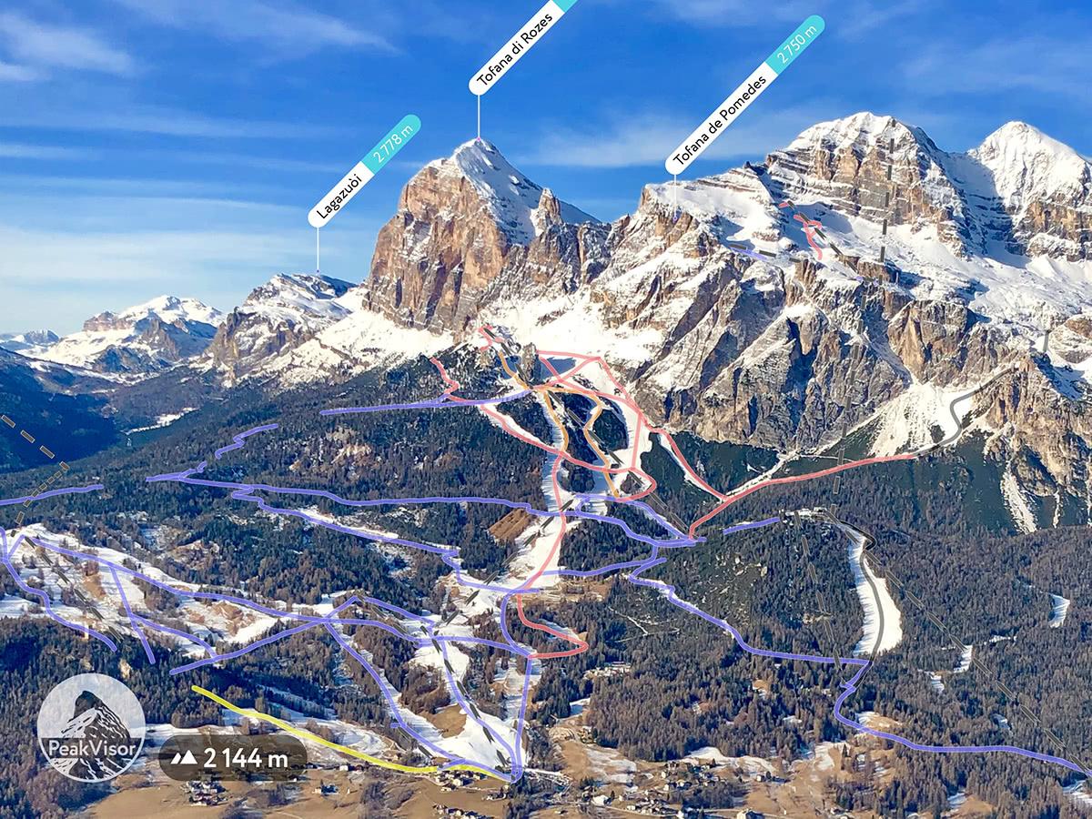 Pistas De Esqui Y Remontes Mecanicos
