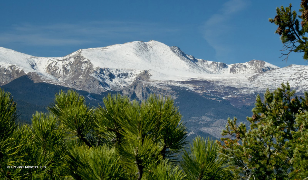 Mount Evans Wilderness Area