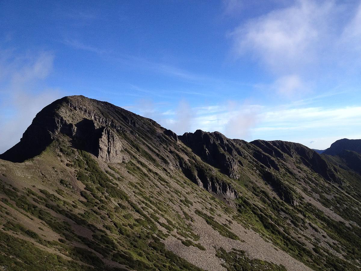 100 Peaks of Taiwan