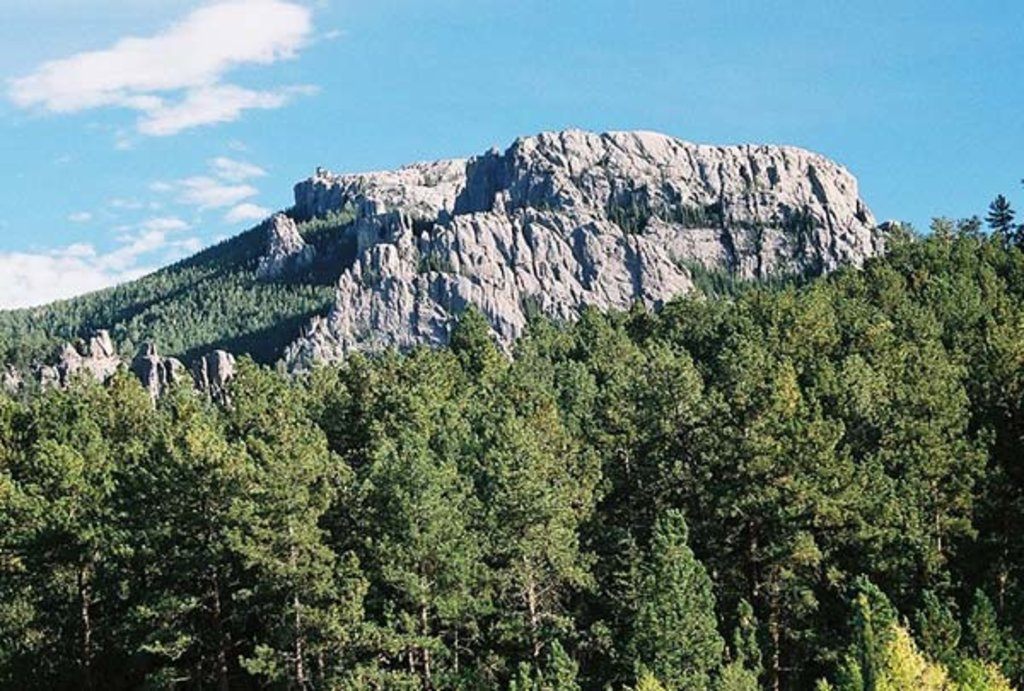 Black Hills 6500-foot Peaks