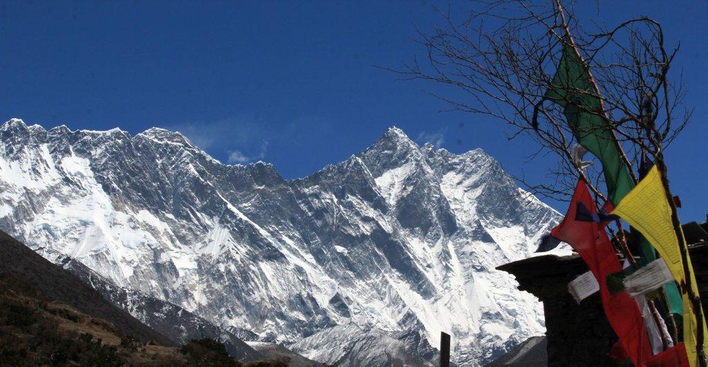 Photo №3 of Mount Lhotse