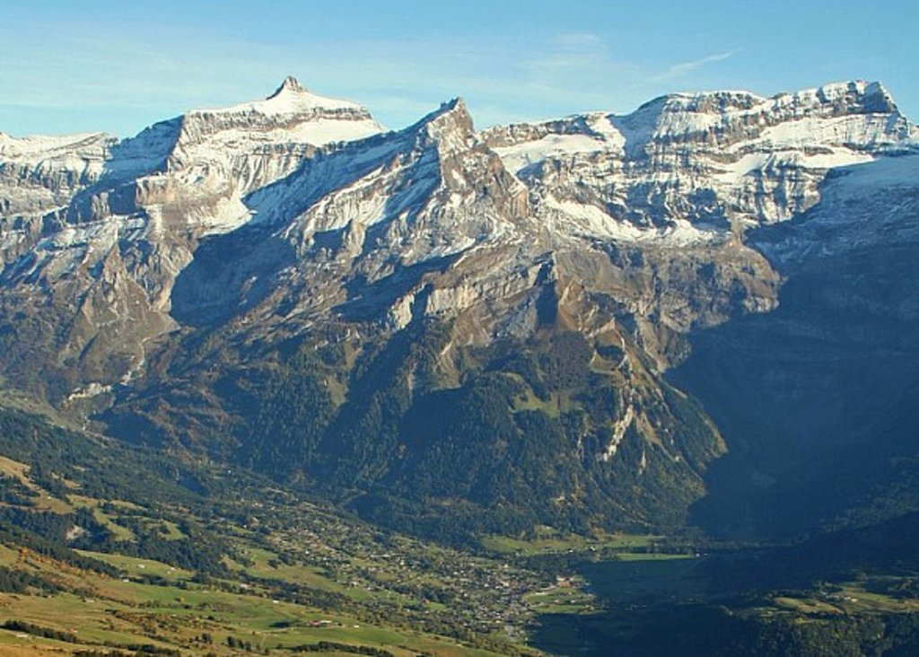 Photo №2 of Sommet des Diablerets