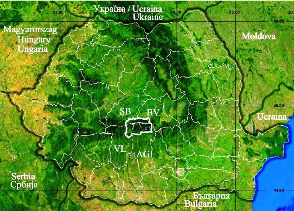 Argeș Mountains