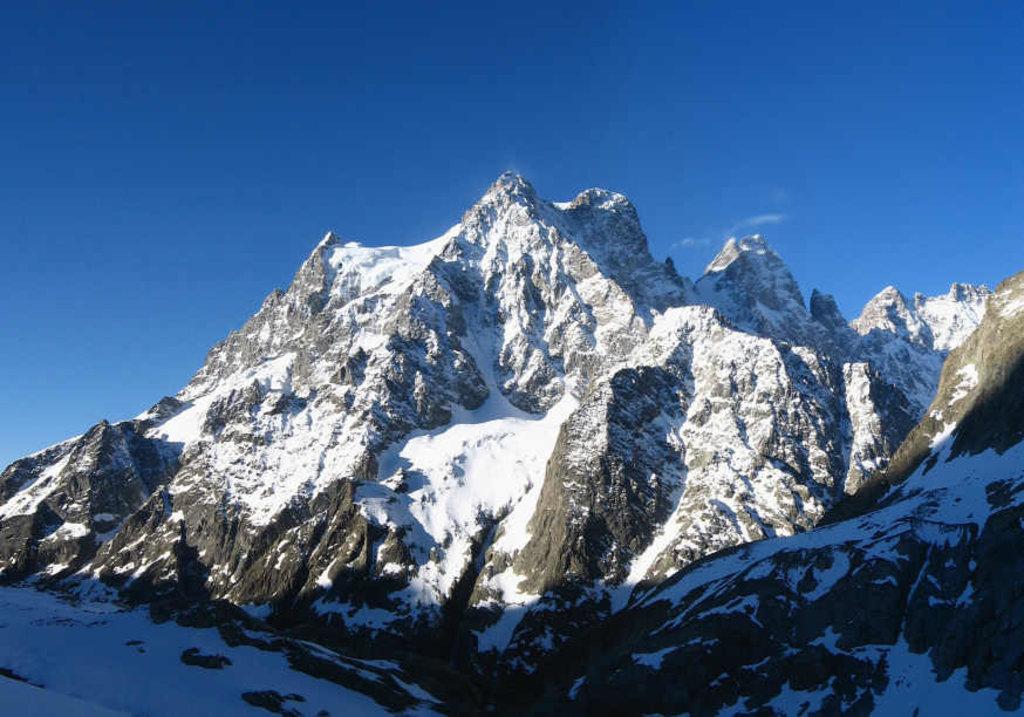 Photo №1 of Mont Pelvoux Pointe Puiseux