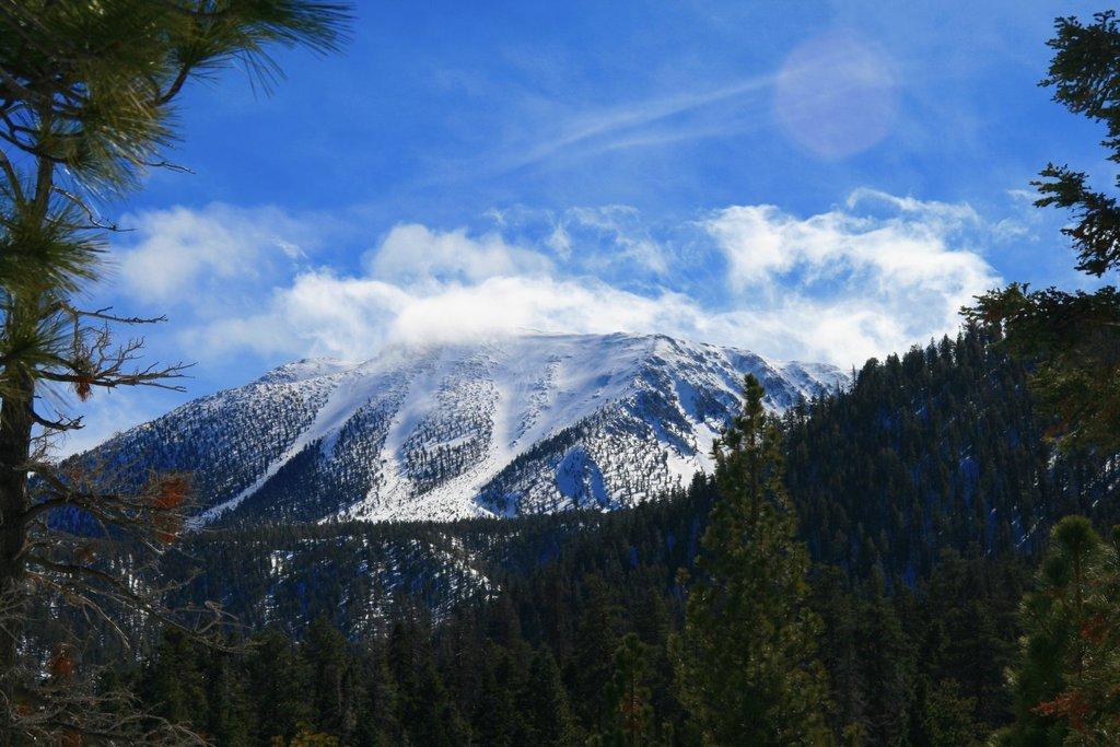 Sierra Club Hundred Peaks Section