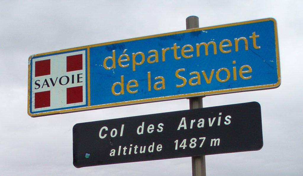 Photo №1 of Pointe des Aravis