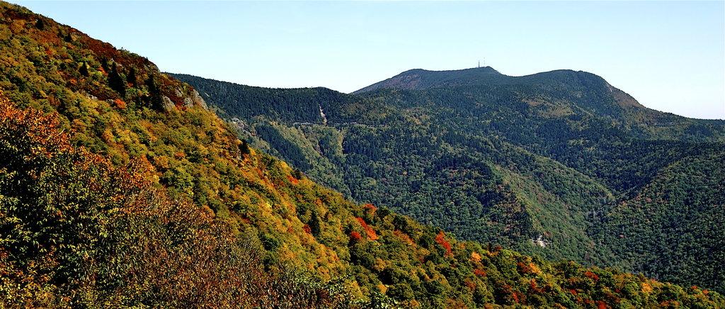 appalachian mountains rh peakvisor com