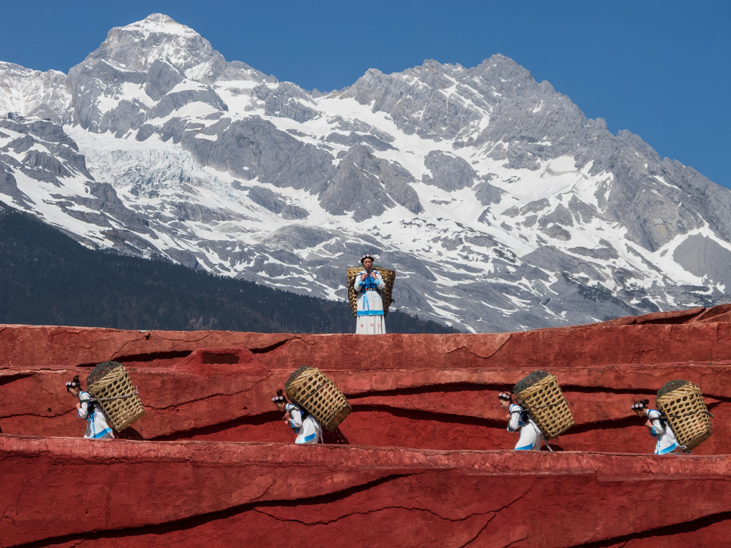 Photo №3 of Jade Dragon Snow Mountain