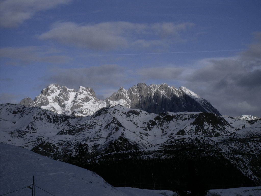 Photo №1 of Monte Coglians / Hohe Warte