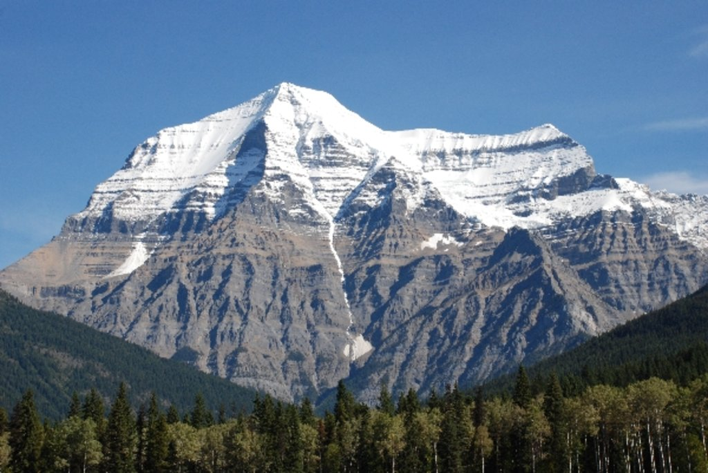 Photo №1 of Mount Robson