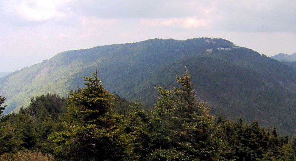 North Carolina 5000-foot Peaks