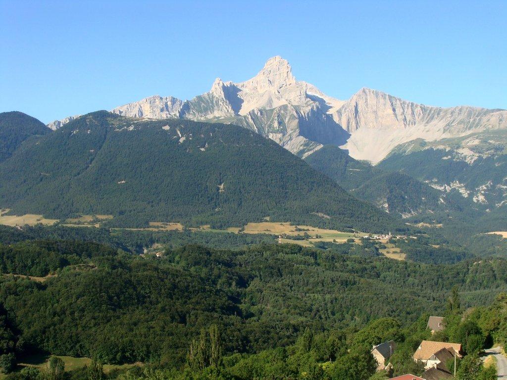 Photo №1 of Grande Tête de l'Obiou