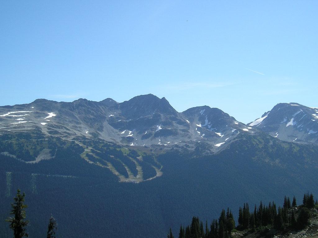 Photo №2 of Blackcomb Peak
