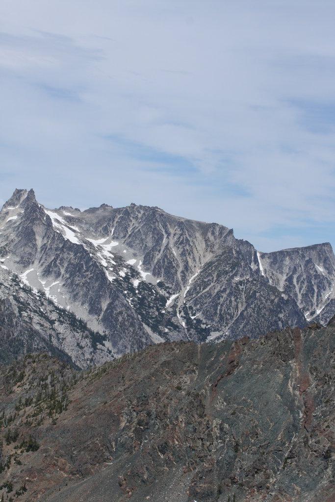 Photo №1 of Dragontail Peak