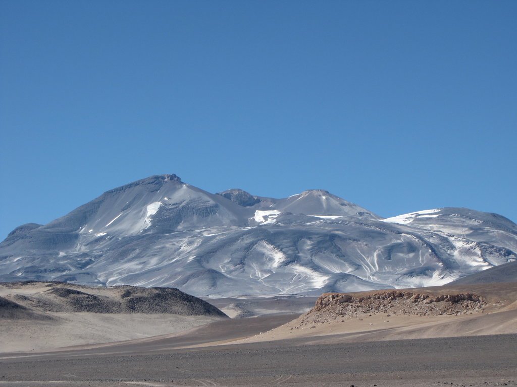 Ultra mountains of Chile