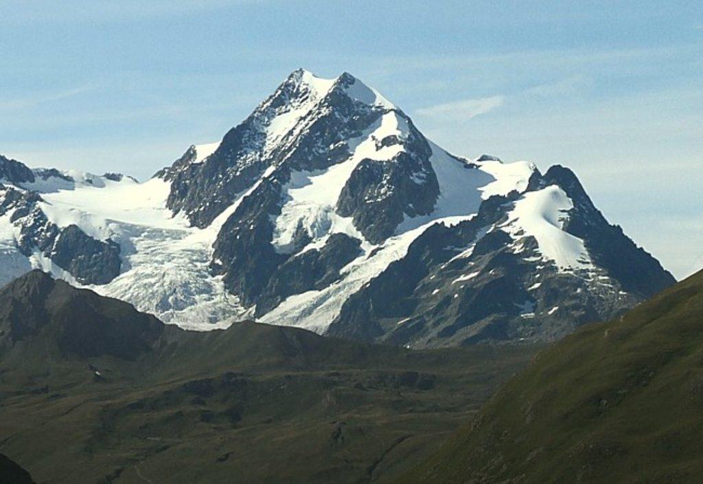 Photo №1 of Aiguille de Tré-la-Tête Centrale Sud-Est