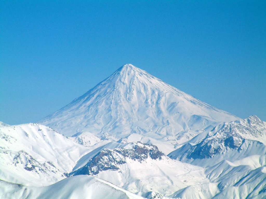 Photo №1 of Damavand Peak