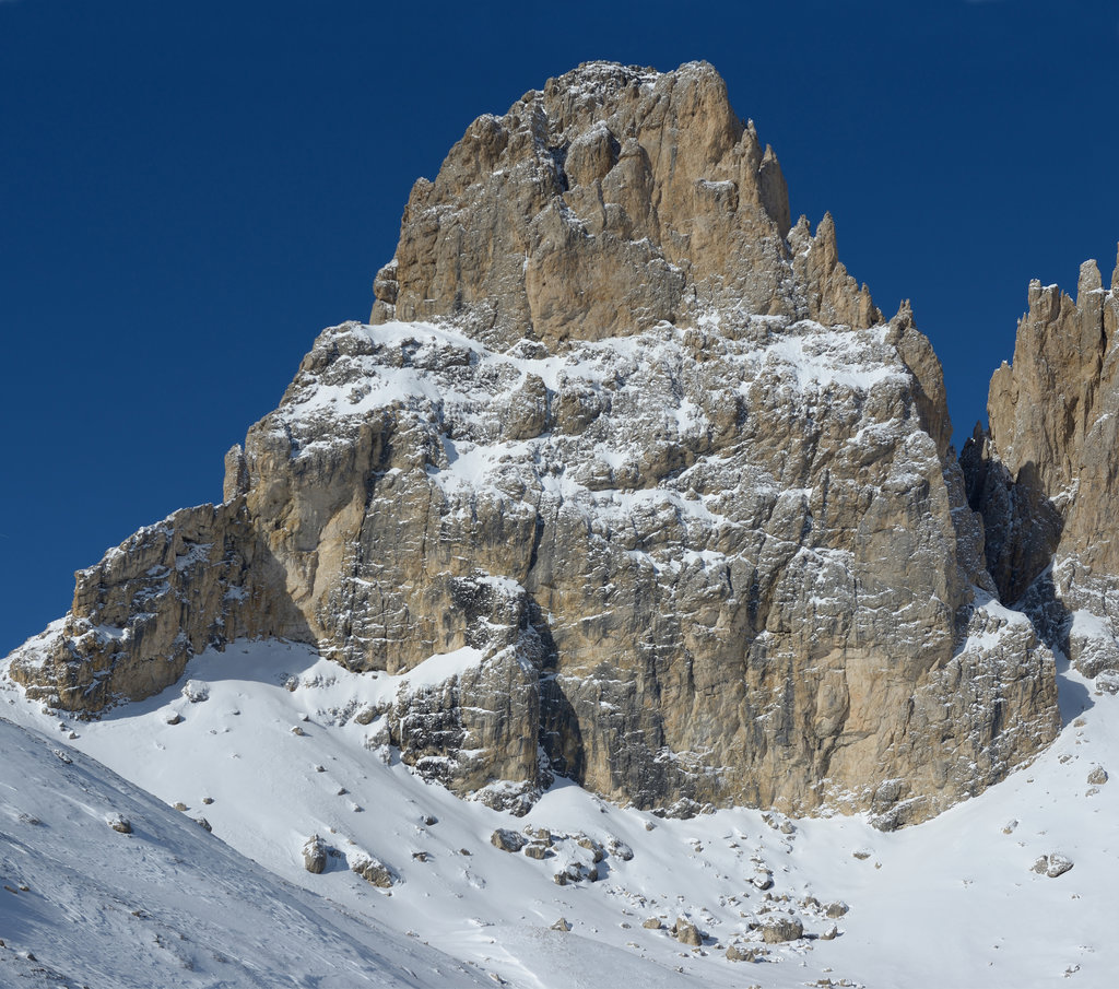 Photo №1 of Punta Grohmann - Grohmannspitze