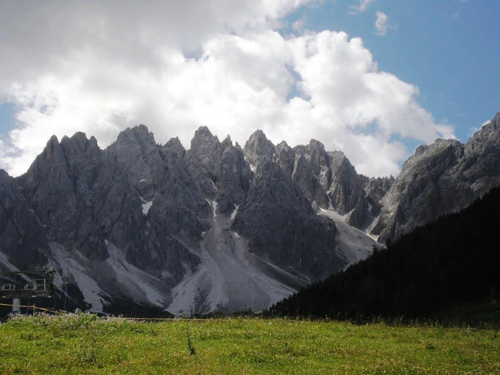 Photo №3 of Haunold - Rocca dei Baranci