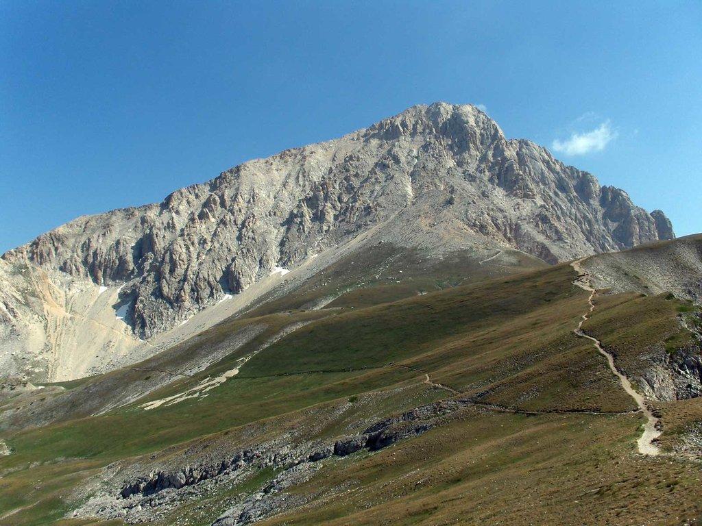 Photo №2 of Corno Grande - Vetta Occidentale