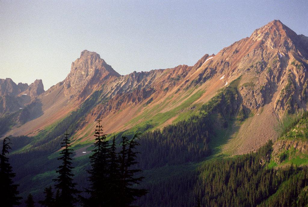 Photo №1 of American Border Peak