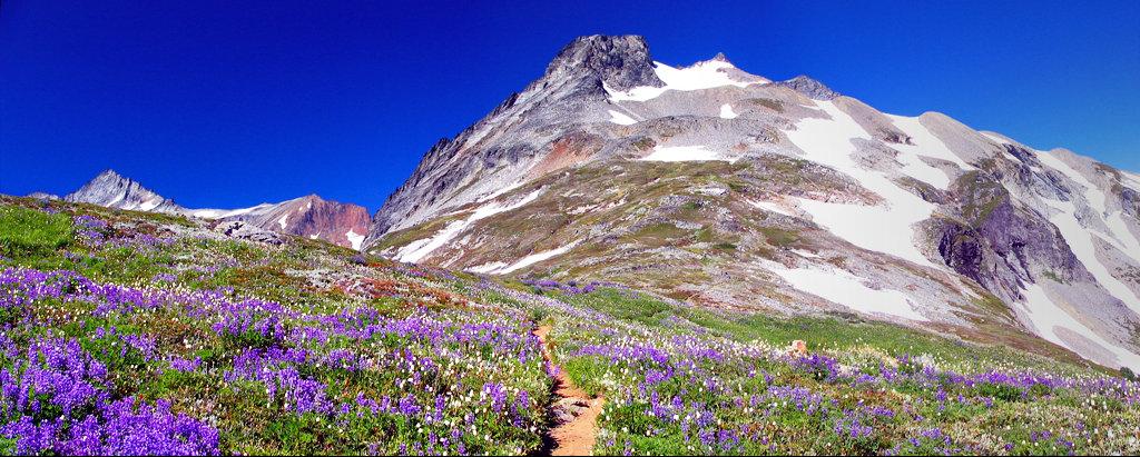 Photo №1 of Sahale Mountain