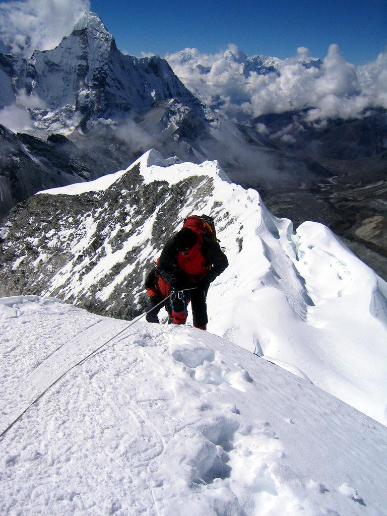 Photo №4 of Island Peak