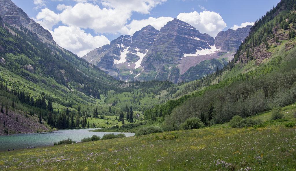 Photo №1 of Maroon Peak
