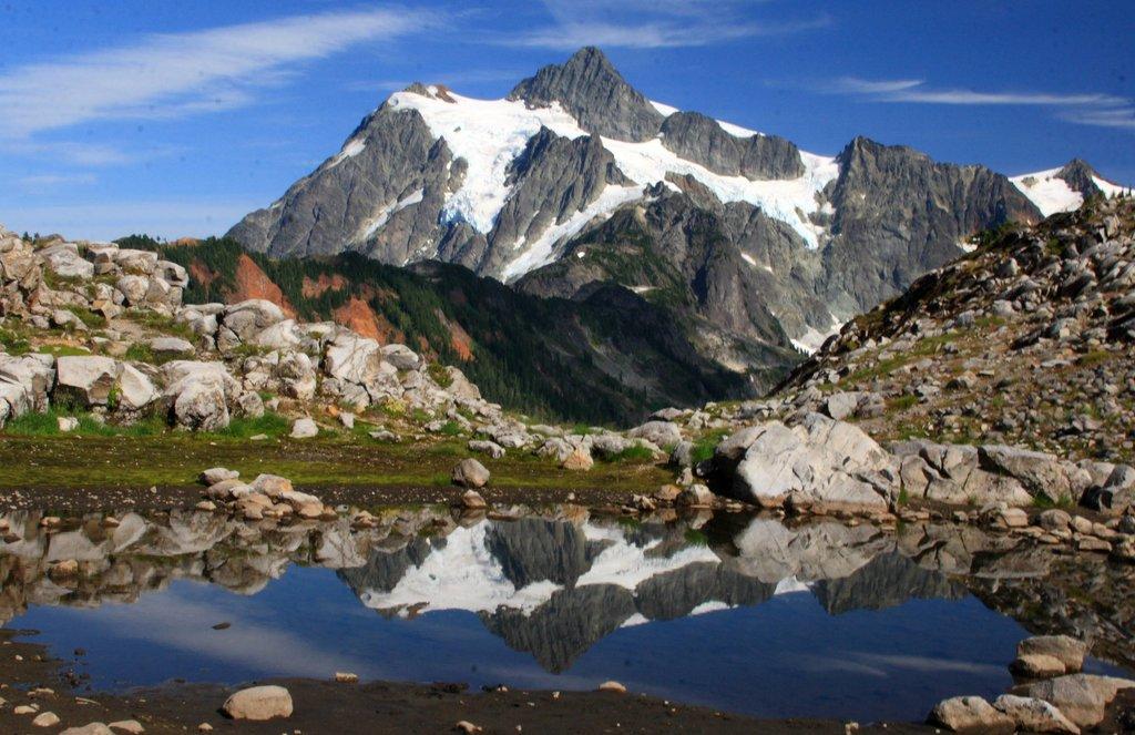 Photo №2 of Mount Shuksan