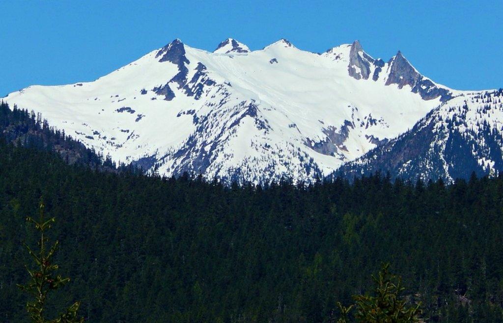 Photo №1 of Mount Prophet