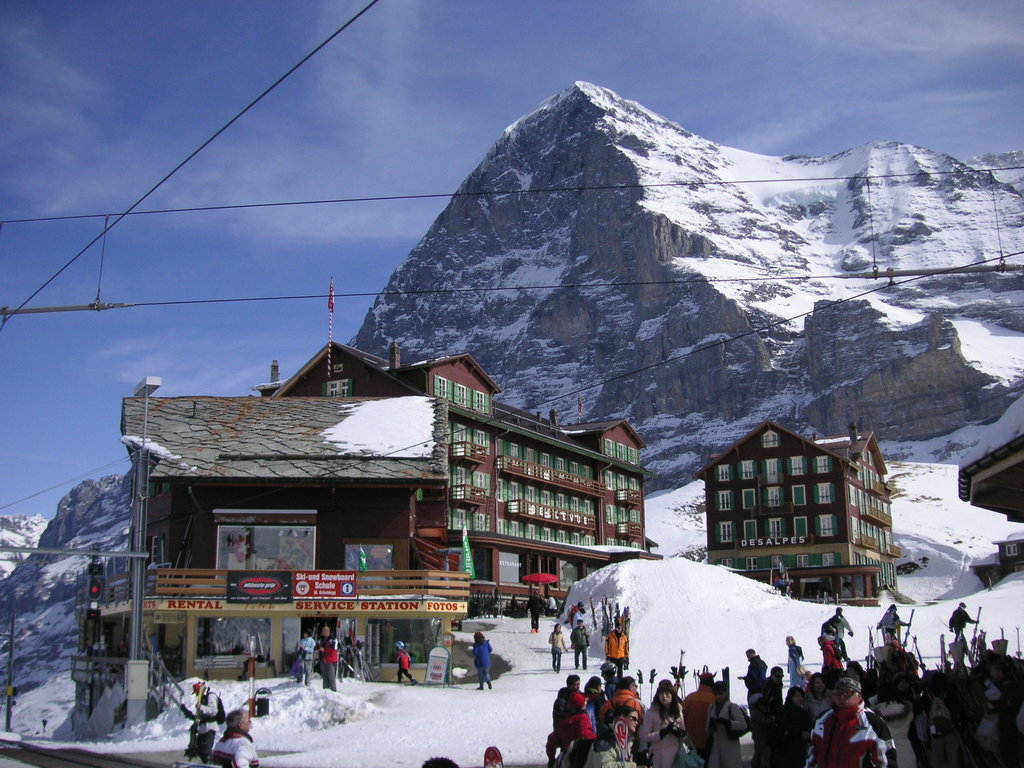 Photo №8 of Eiger
