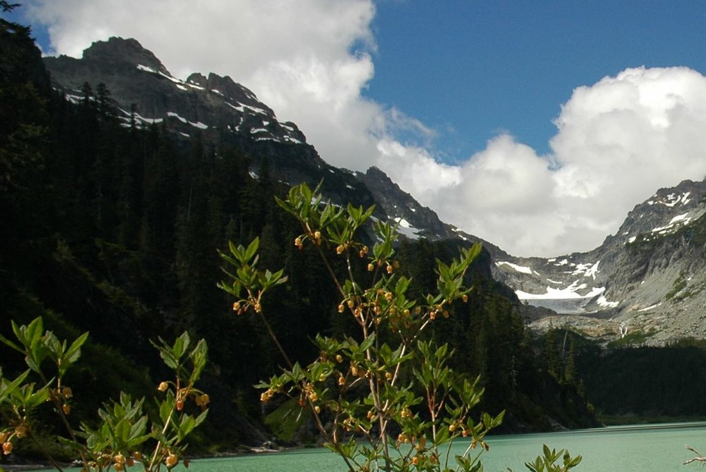 Photo №1 of Columbia Peak