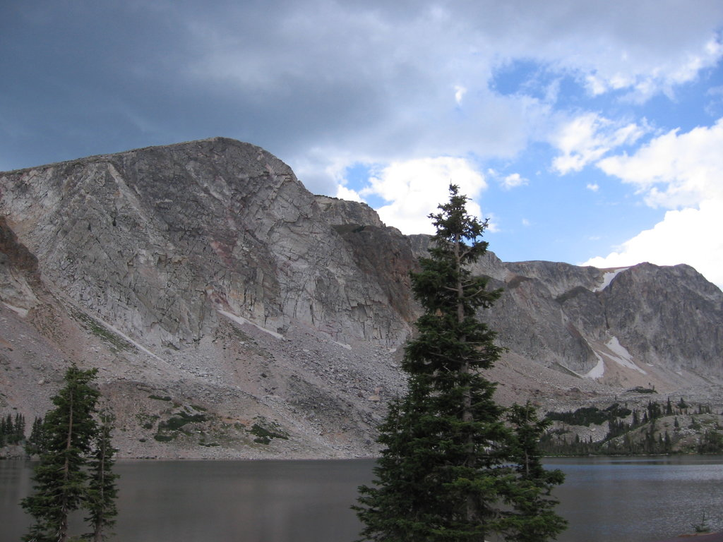 Photo №1 of Medicine Bow Peak