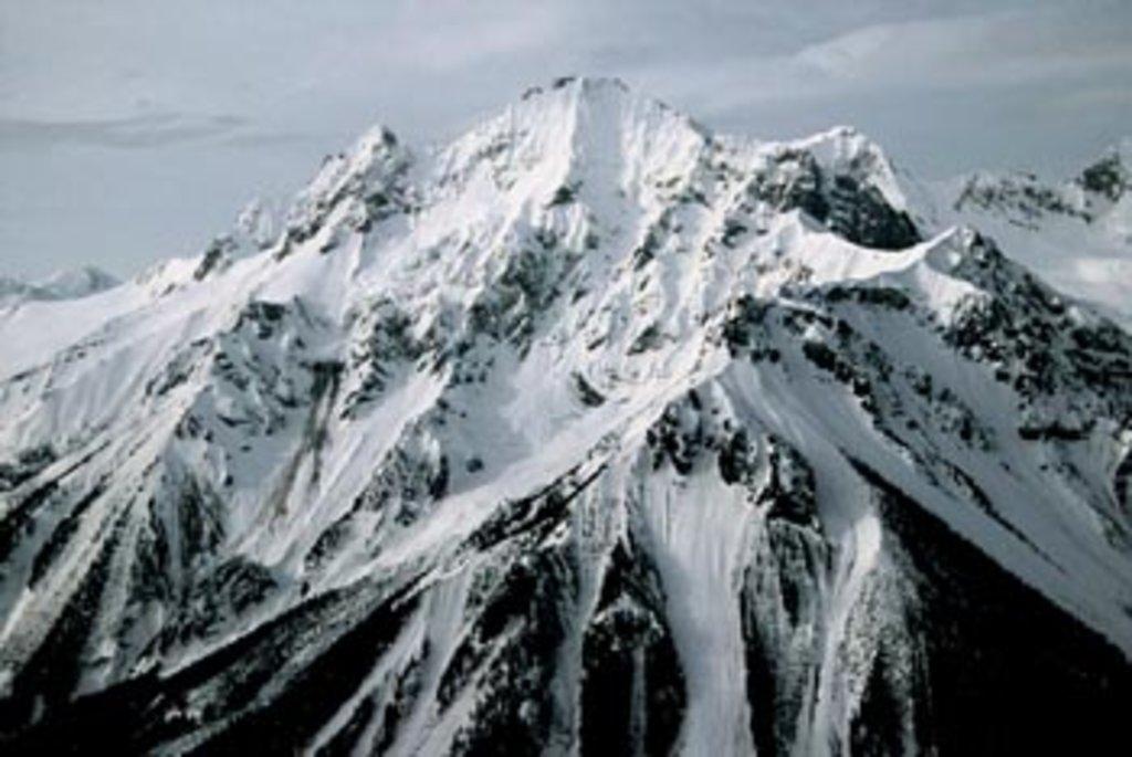 Photo №1 of Plinth Peak