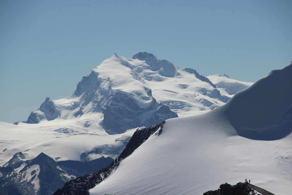 Photo №2 of Monte Rosa - Dufourspitze