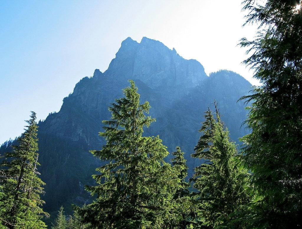 Photo №1 of Baring Mountain