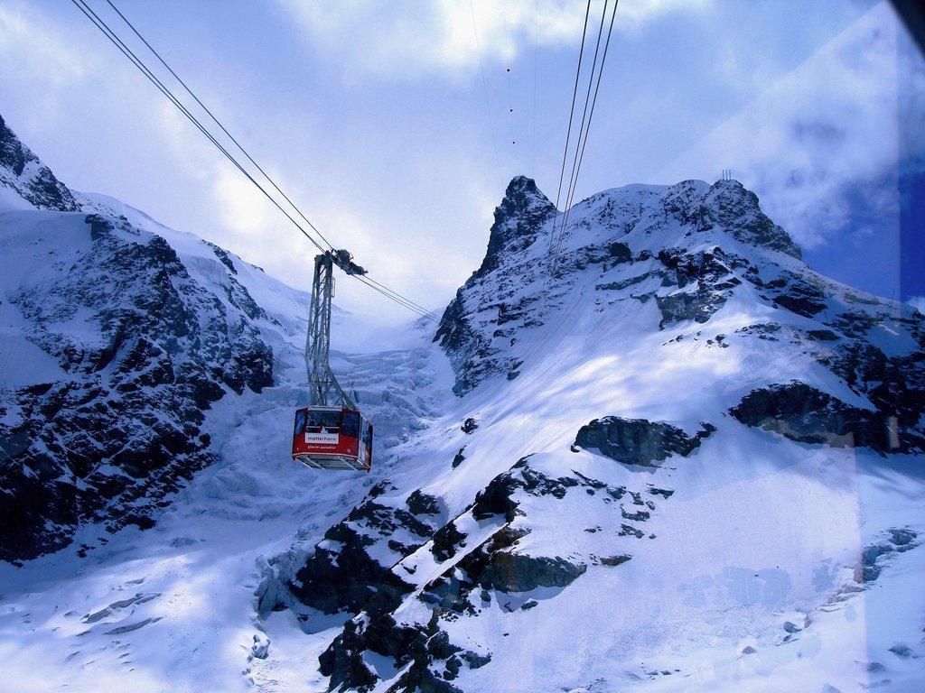 Photo №1 of Klein Matterhorn