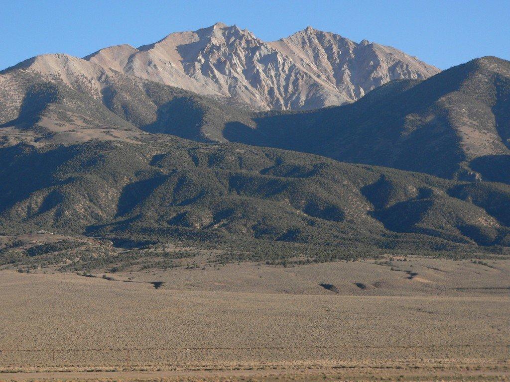 Nevada Peaks Club List