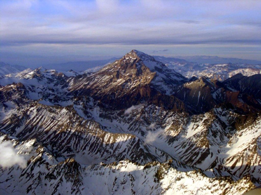 Photo №3 of Cerro Aconcagua