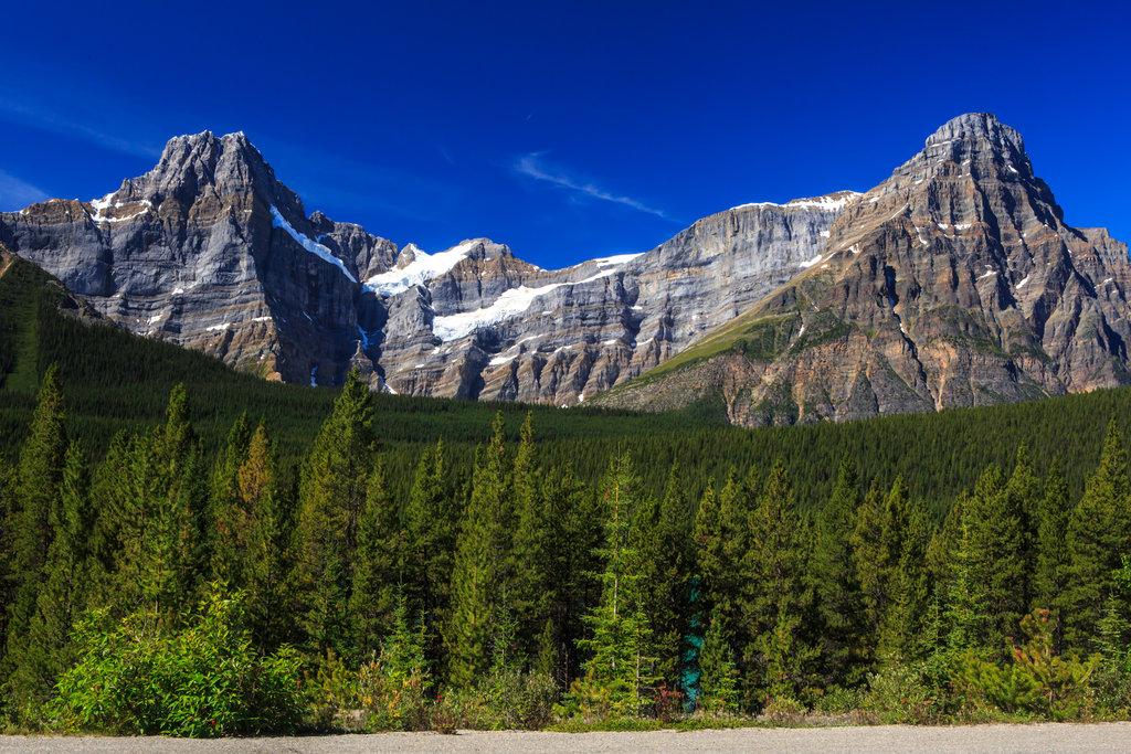Photo №1 of Howse Peak