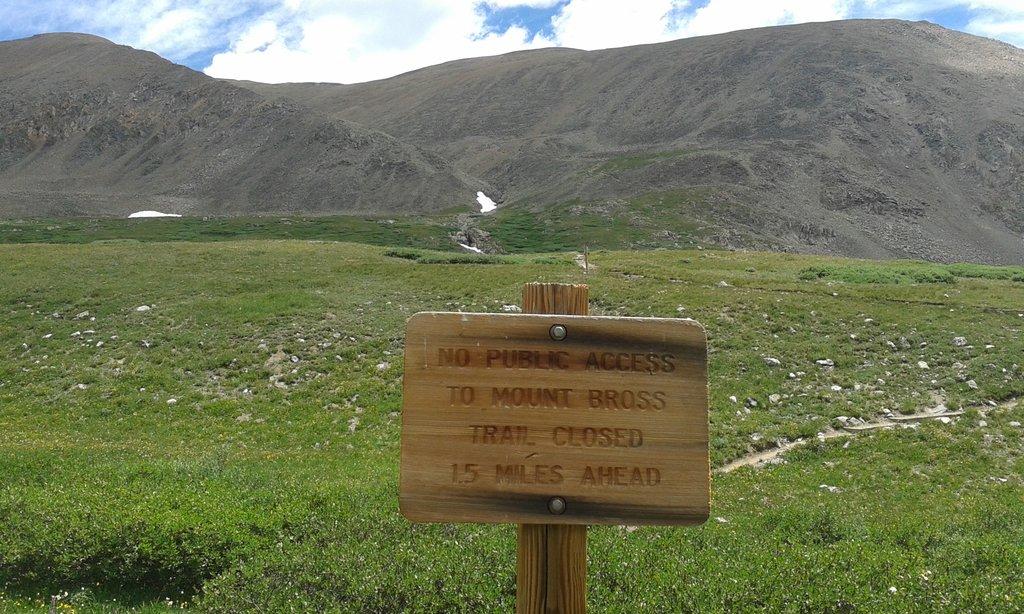 Photo №2 of Mount Bross