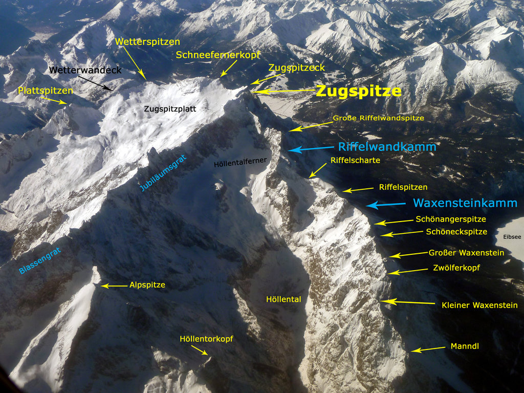Photo №3 of Zugspitze